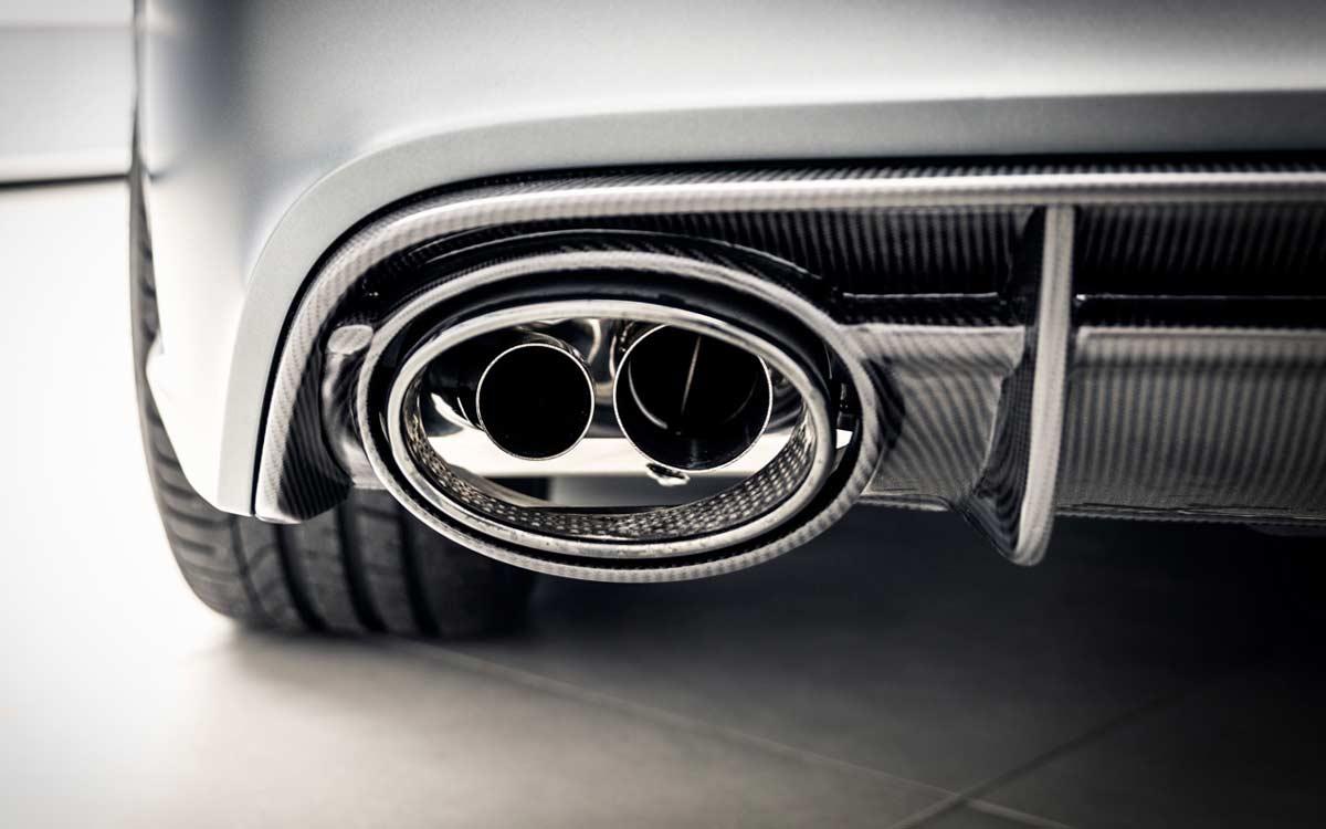 Carbon-Veredelungen für Auspuffe, Lenkräder, Spiegel, Griffe und mehr... - Car Ennoblement